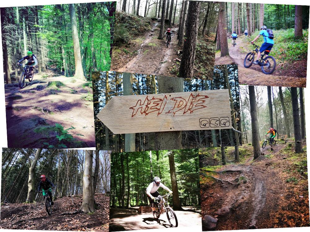 HEI DIE - MTB Trail Trier