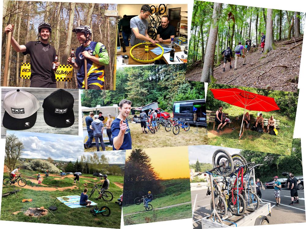 Mountainbike Verein Trier - Aktivitäten