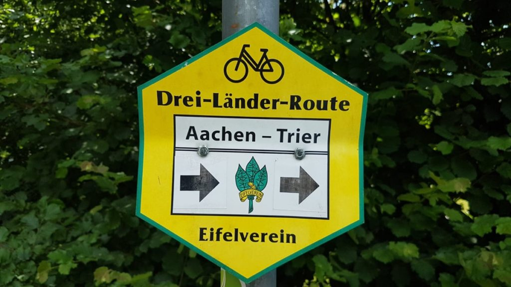 3 Länder Route Aachen Trier